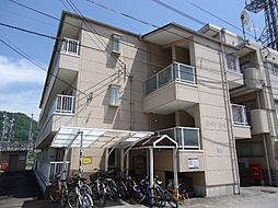 滋賀県米原市梅ケ原栄の賃貸マンションの外観