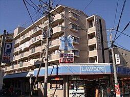 雑餉隈ステーションハイツ[208号室]の外観