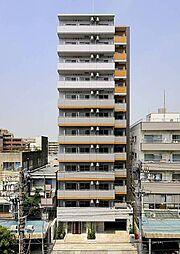 ガーラ・シティ大井町[7階]の外観