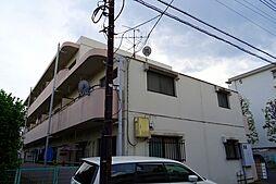 シャトー津田[3階]の外観