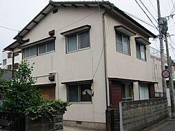 中島荘[202号室]の外観