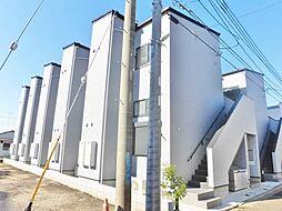 神奈川県大和市中央5丁目の賃貸アパートの外観