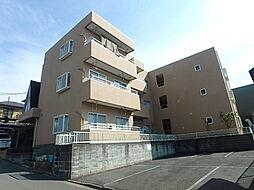 東京都多摩市永山6丁目の賃貸マンションの外観