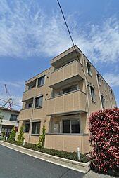 東京都大田区大森西7丁目の賃貸アパートの外観
