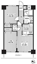 プラン・デスポワール[2階]の間取り