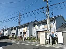 [テラスハウス] 滋賀県守山市守山3丁目 の賃貸【/】の外観
