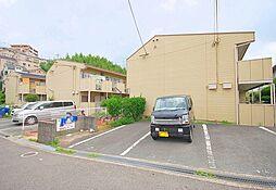 タウニ—モイスンD棟[1階]の外観