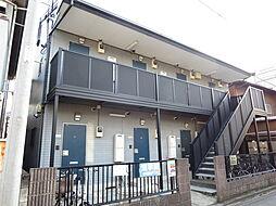 ドミール武蔵小杉[105号室]の外観