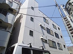 田辺ビル[4階]の外観
