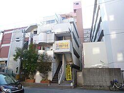 福岡県福岡市中央区今川1の賃貸マンションの外観