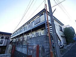 神奈川県座間市入谷5丁目の賃貸アパートの外観