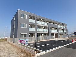 埼玉県さいたま市緑区美園3の賃貸マンションの外観