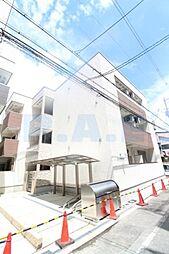Osaka Metro谷町線 駒川中野駅 徒歩8分の賃貸アパート