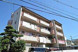 大阪府箕面市稲6丁目の賃貸マンションの外観