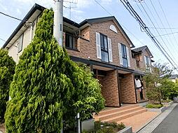 千葉県大網白里市みどりが丘4丁目の賃貸アパートの外観