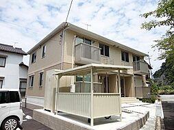 滋賀県彦根市松原町の賃貸アパートの外観