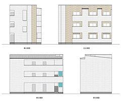 SWeet Doors神戸[2階]の外観