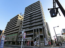エステート・モア・天神倶楽部[10階]の外観