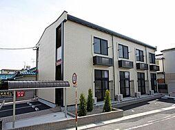 愛知県春日井市鳥居松町2丁目の賃貸アパートの外観