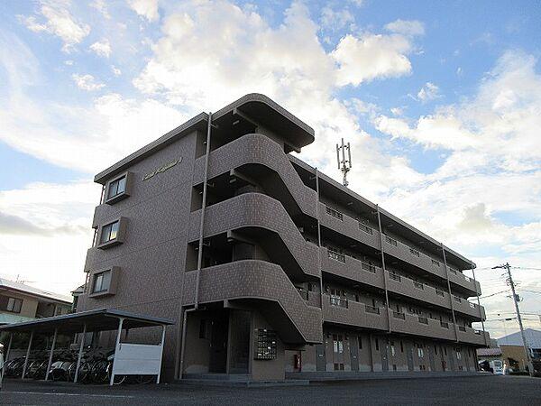 静岡県富士市本市場の賃貸マンション