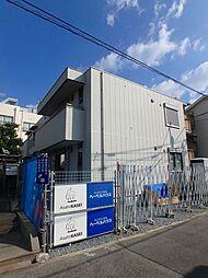 大阪府大阪市西淀川区大和田6丁目の賃貸アパートの外観