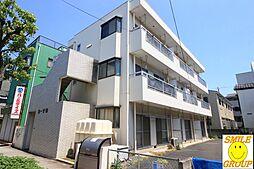 千葉県市川市福栄1丁目の賃貸マンションの外観