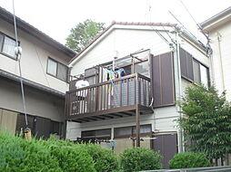 コーポ大倉山[201号室]の外観