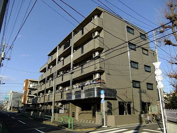 都民住宅コンフォート中村橋[2階]の外観