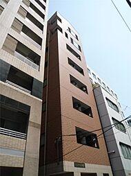 東京都中央区日本橋堀留町1丁目の賃貸マンションの外観