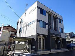レガリア[3階]の外観