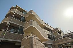 千葉県市川市二俣2丁目の賃貸マンションの外観