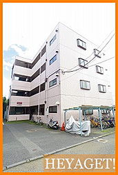 東京都立川市砂川町8丁目の賃貸マンションの外観