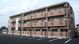 栃木県小山市東城南5丁目の賃貸マンションの外観