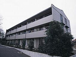 千葉県鎌ケ谷市北初富の賃貸アパートの外観