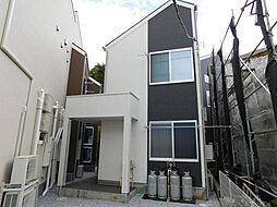 ベイルーム上町屋B棟[1階]の外観