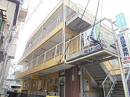 神奈川県横浜市港南区上大岡東1丁目の賃貸マンションの外観