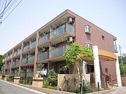 埼玉県川口市大字安行西立野の賃貸マンションの外観