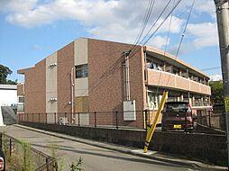 福岡県太宰府市坂本3の賃貸マンションの外観