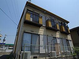 兵庫県姫路市御立中8丁目の賃貸アパートの外観