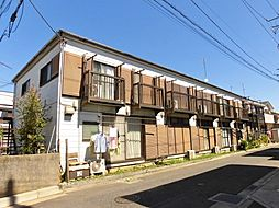 神奈川県大和市柳橋4の賃貸アパートの外観