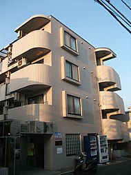スカイコート宮崎台第3[1階]の外観