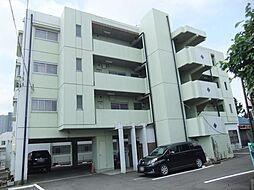 愛知県豊田市昭和町2丁目の賃貸アパートの外観