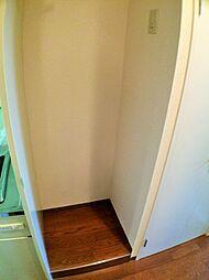 ダイアパレス西神戸の冷蔵庫スペース