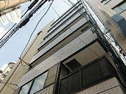 MANSION萬VI[5階]の外観