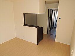 フィカーサ鎌倉の寝室