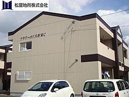 フラワーポリス新栄C[2階]の外観