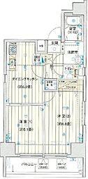 プレール・ドゥーク水天宮[5階]の間取り