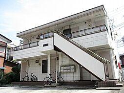 神奈川県横浜市磯子区杉田4丁目の賃貸アパートの外観