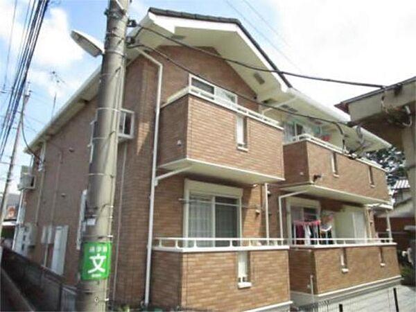 東京都稲城市大丸の賃貸アパート