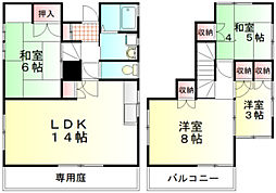 鶴ヶ島駅 8.2万円